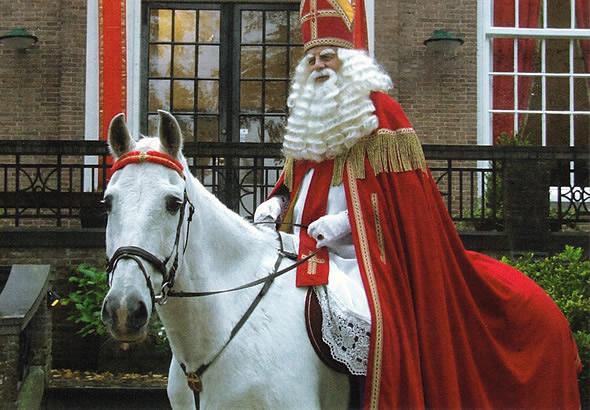 Paard van Sinterklaas Amerigo
