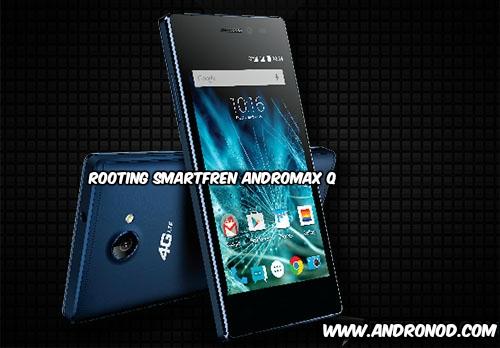 Cara Root Smartfren Andromax Q G36C1H 4G Lte