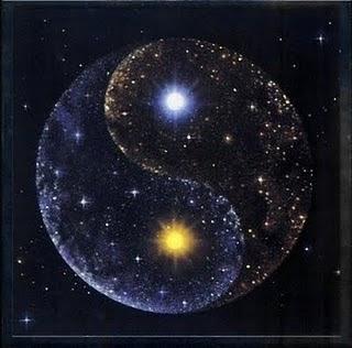 Resultado de imagen de En el Universo todo es fruto de dos fuerzas contrapuestas: