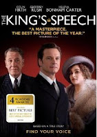 The King's Speech, DVD, Blu-ray