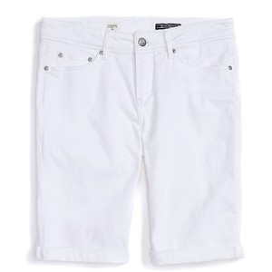 white denim bermuda from Tommy Hilfiger