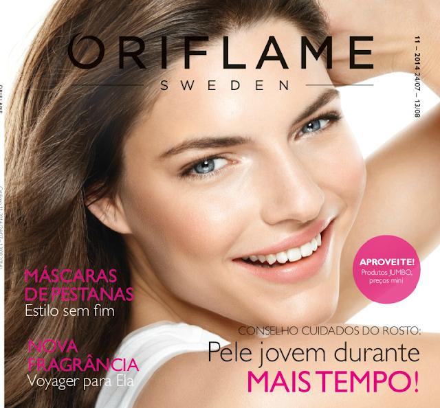 Catálogo 11 de 2014 da Oriflame