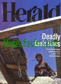 Herald Magazine November 2013