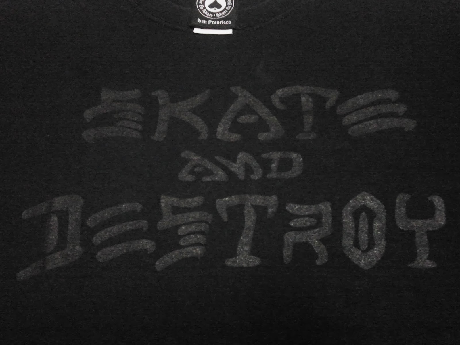 Collection Of 10 Skate And Destroy Logo Wallpaper