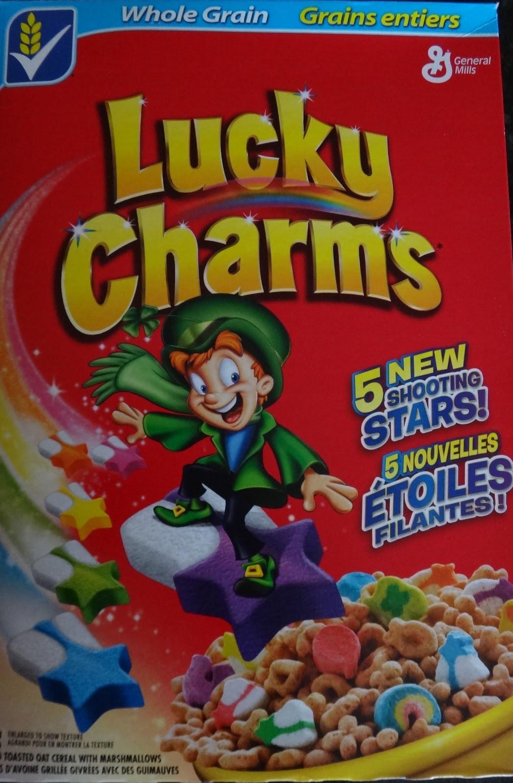 lucky charms shooting star