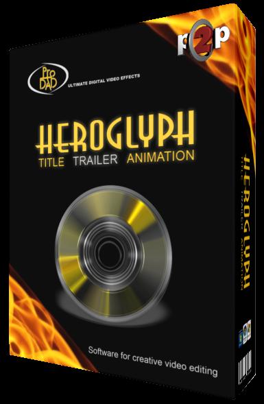 ProDAD Heroglyph v4.0.187 x64