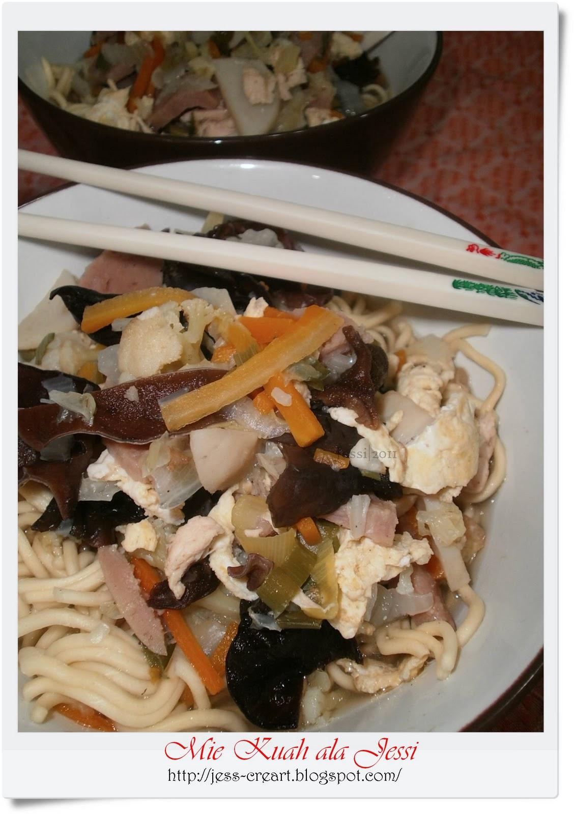 Image Result For Resep Masakan Mie Kuaha