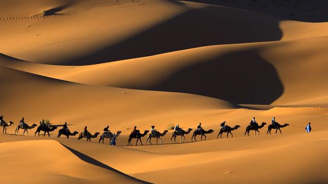'Muadz bin Jabal' Ustadz Muda yang Kaya Raya dan Baik Hati