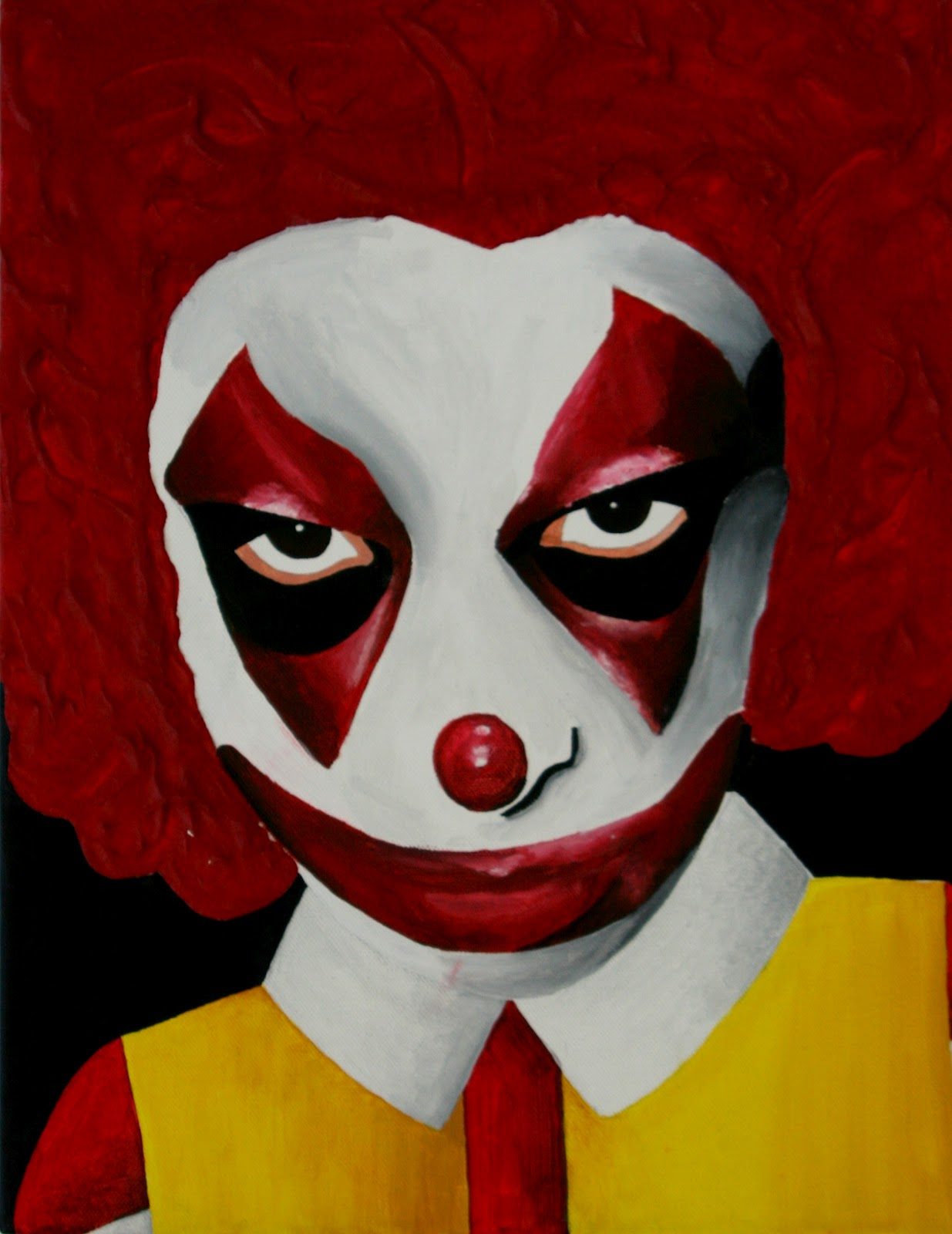 Evil Clowns Scary Clown Masks Face Painting Pictures