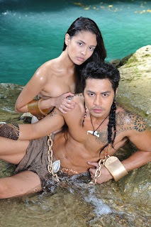 Zanjoe Marudo and Megan Young - PHR Hiyas