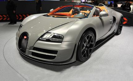 2013 bugatti veyron 164 grand sport vitesse news car and driver photo
