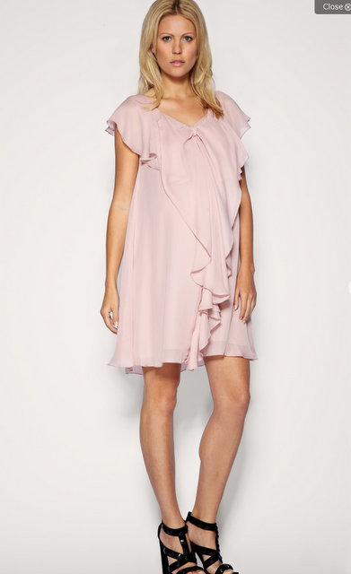 Pink Maternity Summer Dresses