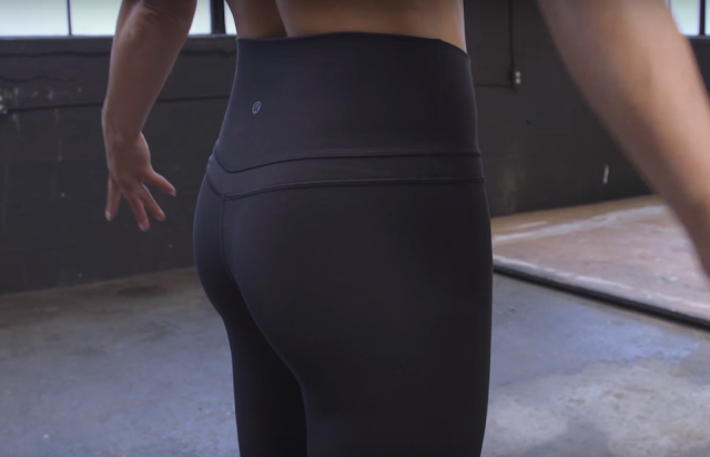Lululemon NuLu Fabric