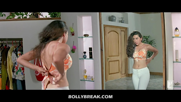 Karishma Kapoor Dress Changing Pics - Dil to Pagal Hai