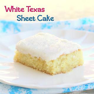 Martha Washington Sheet Cake