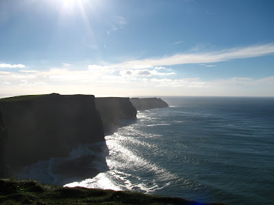 Cliffs of Moher - Liscannor, Ireland