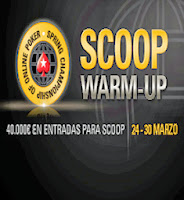 SCOOP Warm-Up Pokerstars