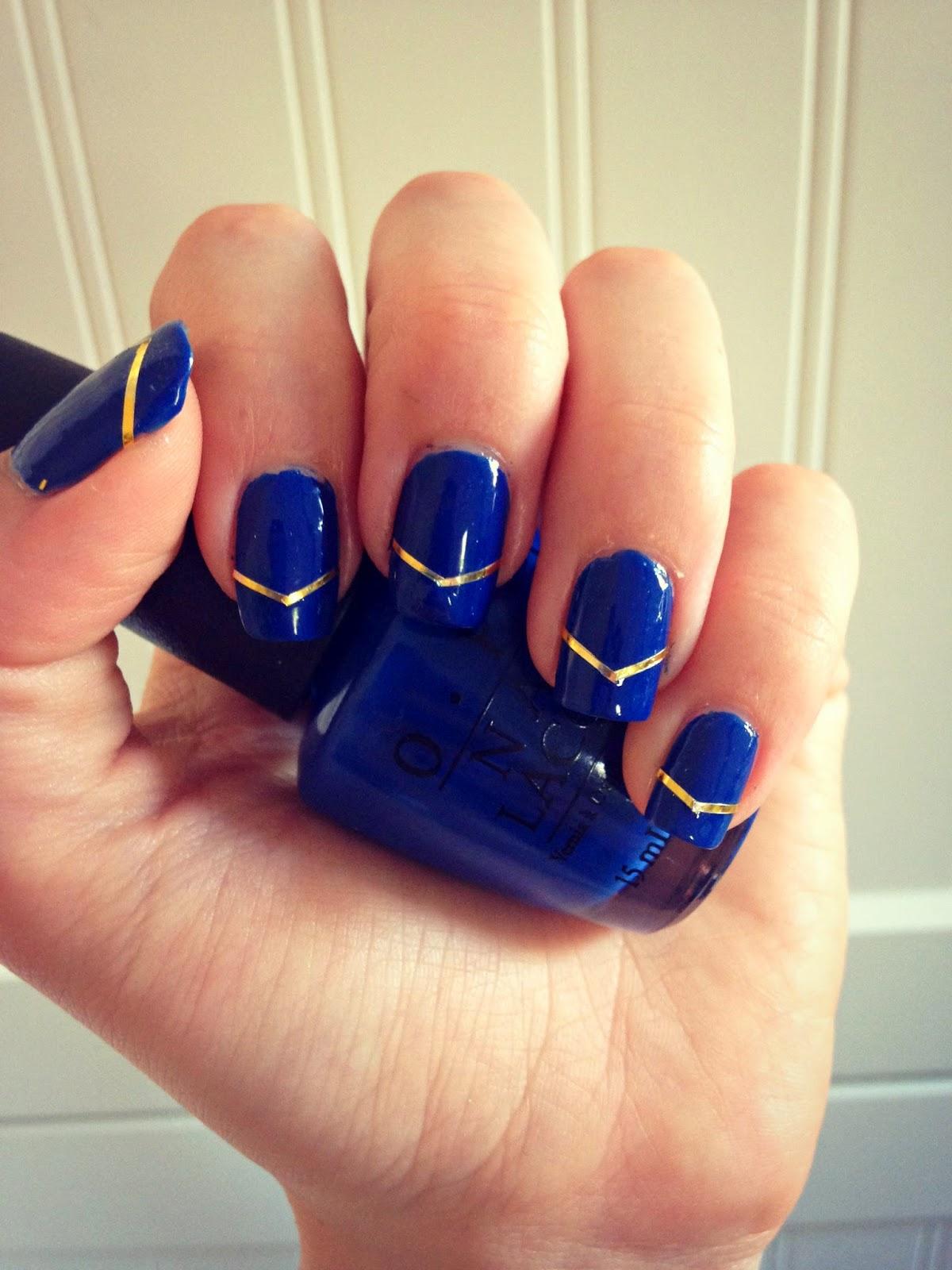 OPI Blue
