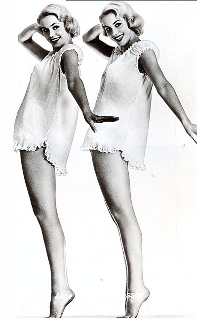 vintage dance kessler