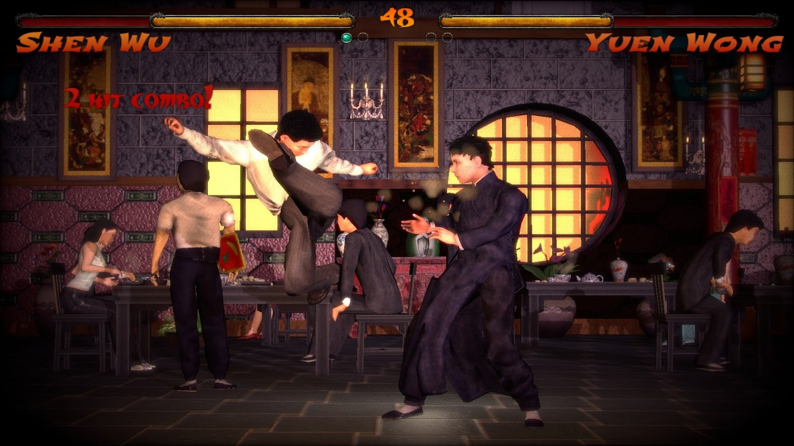 Kings of Kung Fu (PC- Ingles)