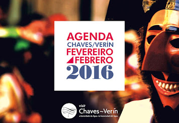 Agenda Cultural Chaves/Verín || Fevereiro 2016
