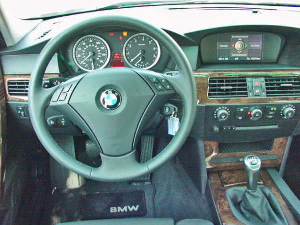 What about a look bmw bmw 525i interior 2007 sciox Gallery