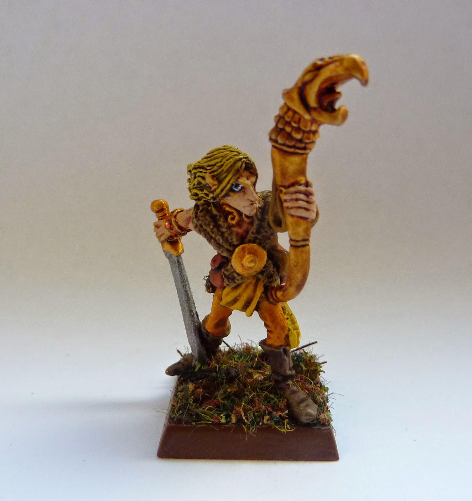 Araflane Warskald - Skarloc's Wood Elf Archers