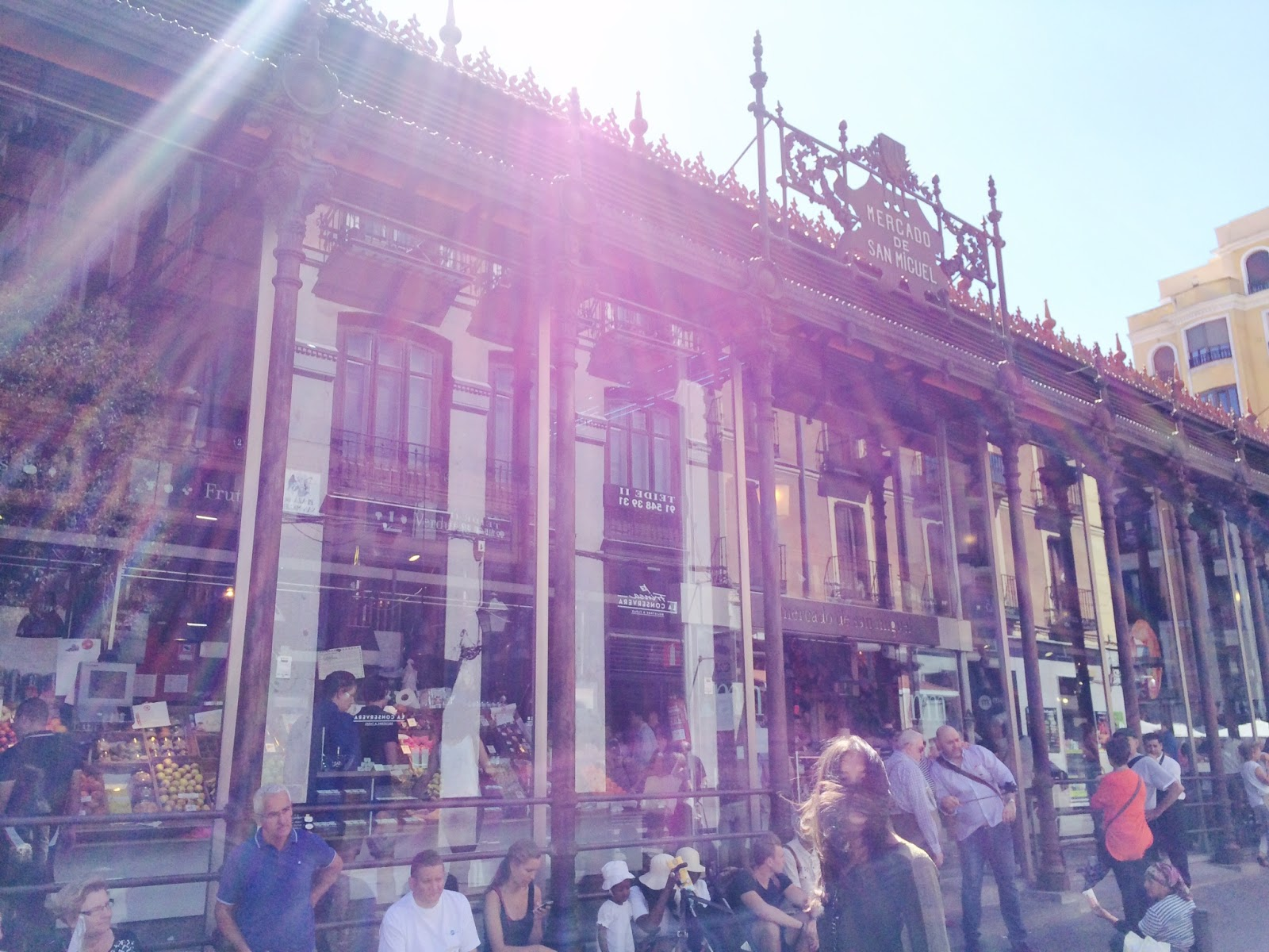 Mercado de San Miguel Madrid - Hotspot