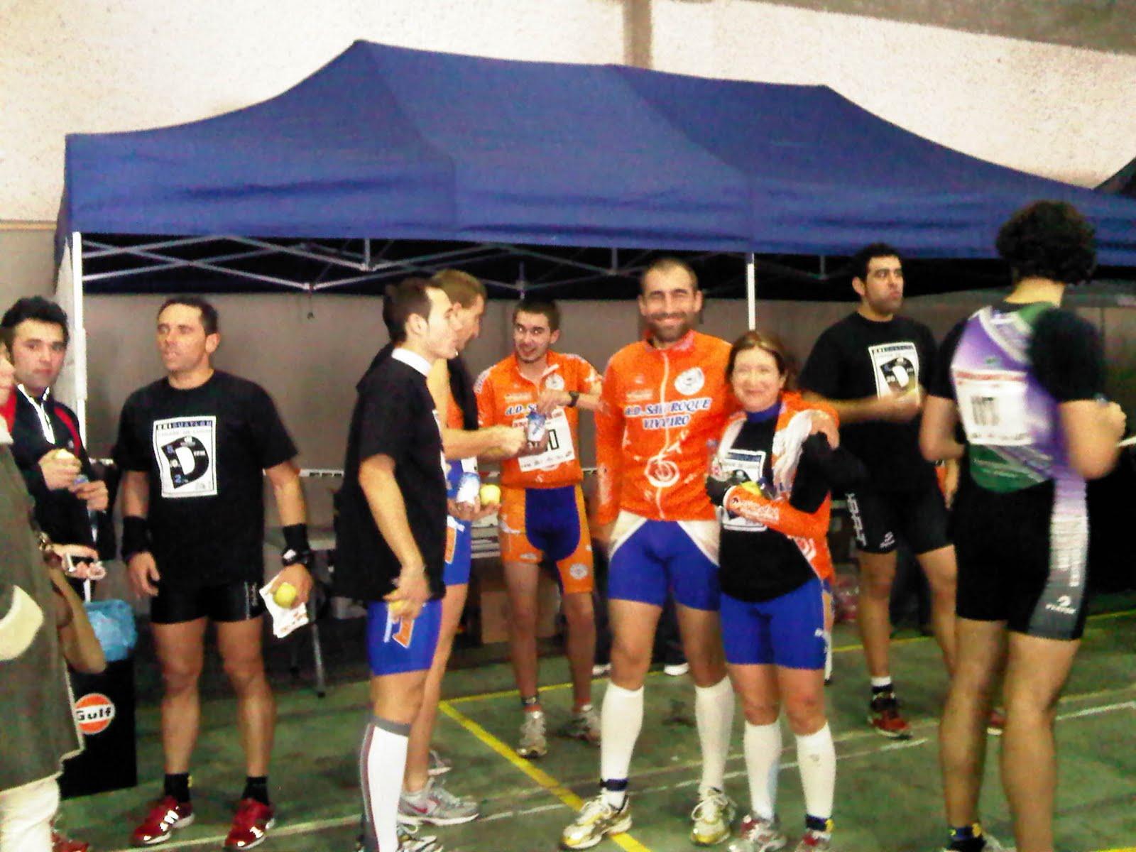 A.D. San Roque Viveiro Triatlon www.roqsport.com: febrero 2011