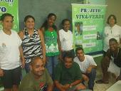 """Projeto """"VIVA VERDE"""" - Alunos da EJA I - 2011"""