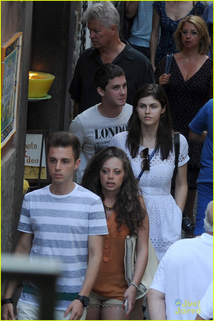 Actor Logan Lerman Single After Breaking Up With Alexandra