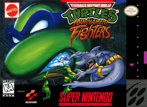 tmnt tournament fighters snes rom