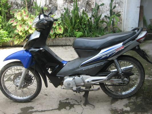 kumpulan modifikasi motor honda supra fit 2006