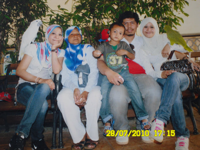 ~~true family's~~