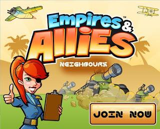 Cheat Ekspansi tanah Empires & allies