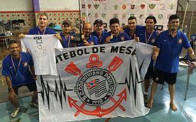 Campeão Paulista Aspirantes 2015