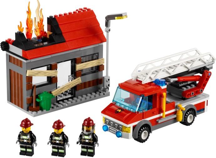 Moje Klocki Lego 2013 Lego City Straż Pożarna