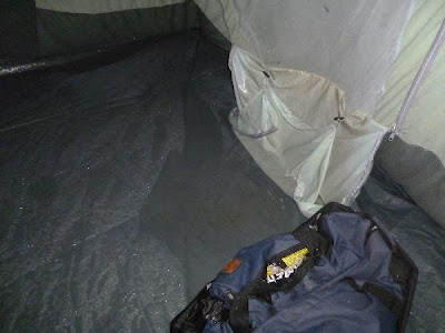Testing Used Survival Gear for Reliability and Function – 5/7/12