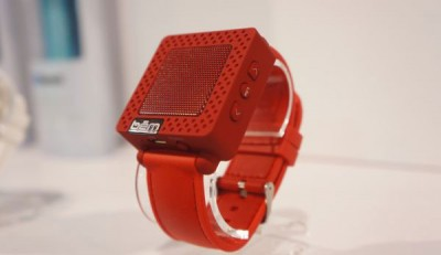 Bem Wireless Speaker Watch, Speaker Berbentuk Arloji