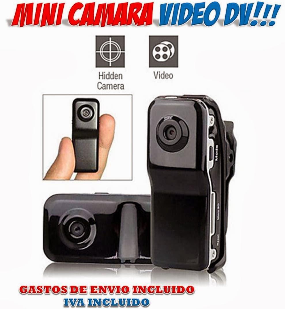 Mini Camara video