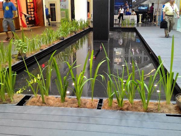 The Sky,One City Mall : Tempat menarik untuk bersantai