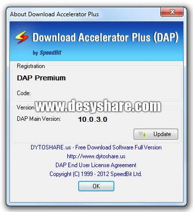 Download Accelerator Plus (DAP) 10.0.3.0 Premium Full Version