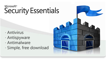 Microsoft Security Essentials Patch For Xp