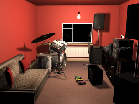 khmerteens project music room needed