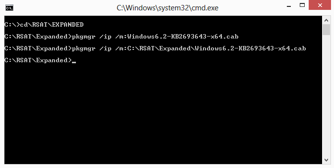 Rsat For Windows 8 Rtm