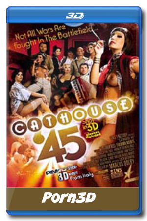 Cathouse 45 Full 3D SBS 1080P - 2010
