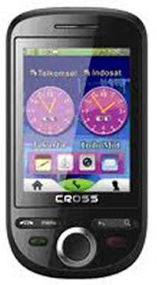 handphone, Cross Mobile, PD100T
