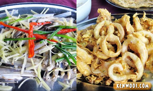 kuching lim hock ann seafood