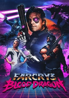 Far Cry 3 - Blood Dragon Jogos Torrent Download capa