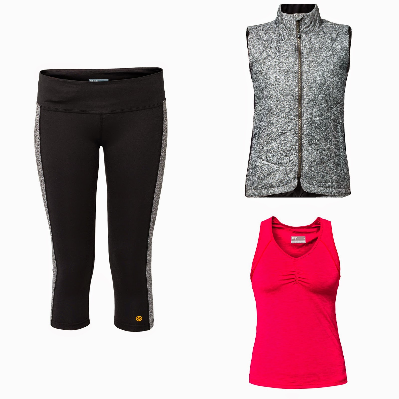 LIJA activewear UK
